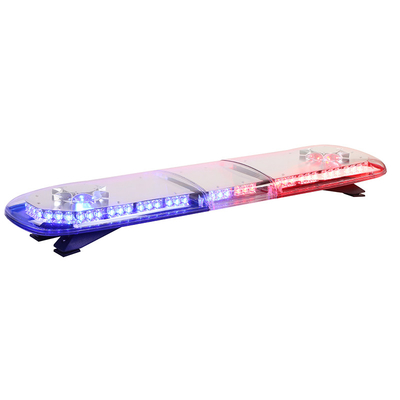 3W Emergency Light LED Bar Polisi dengan Lapisan Ganda Berbagai Mode Flash